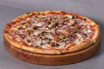 Бекон Пицца